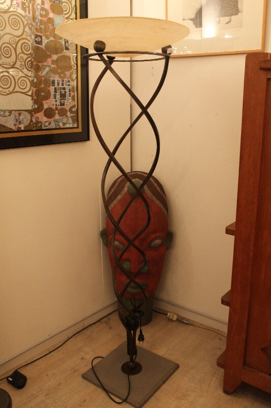 Terzani floor lamp