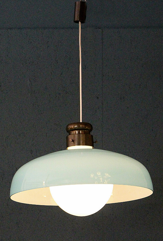 Vistosi ceiling light - C. 1960
