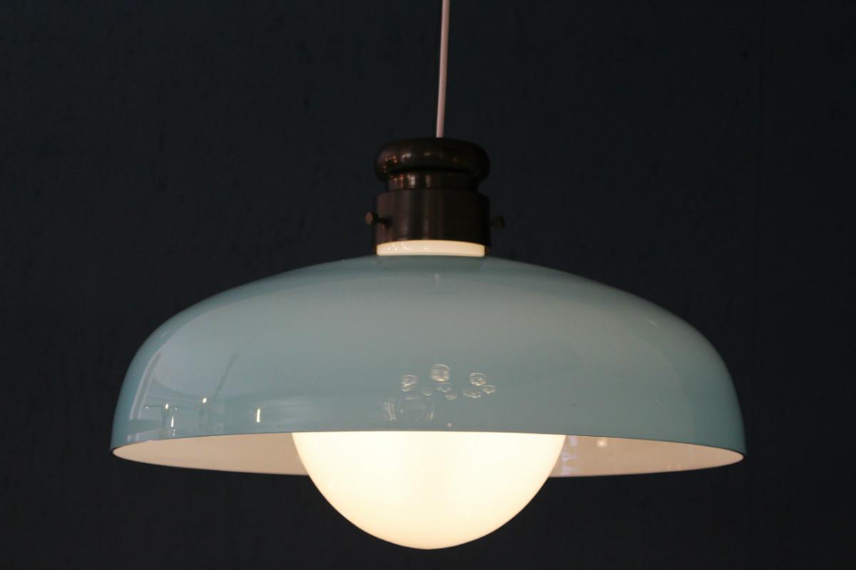 Lamp 1960 Novelty Lighting : Vistosi ceiling light - C. 1960 - Ceiling light - Lighting - Via Antica