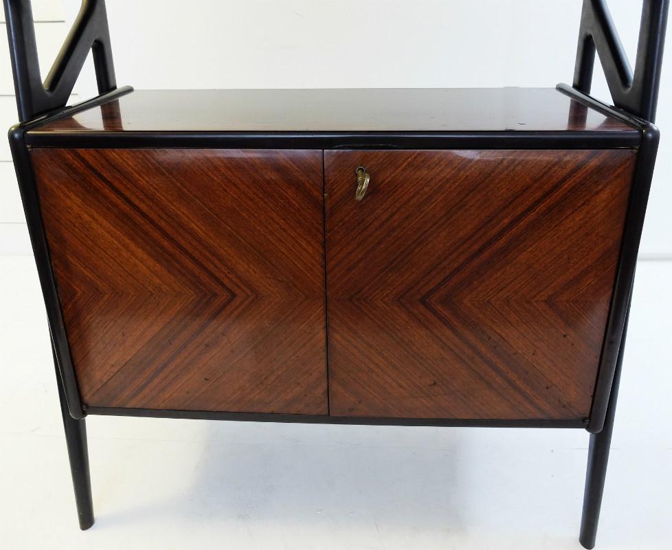 Vittorio dassi italian bar cabinet 1950 other for Furniture 1950