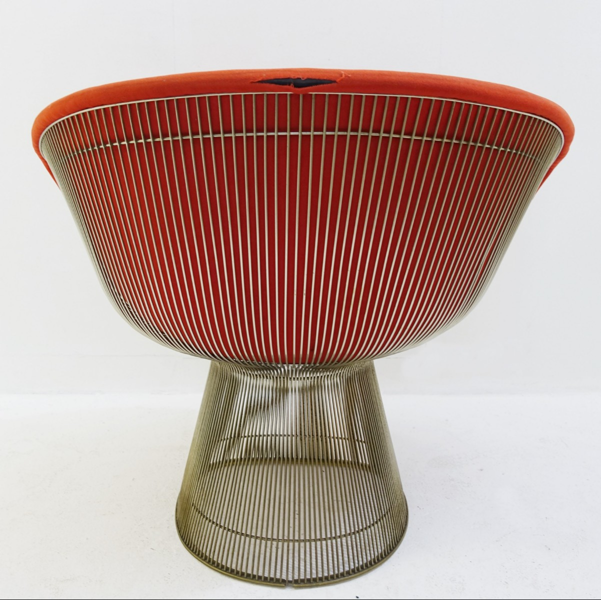 Excellent Warren Platner Lounge Chair 1966 For Knoll International Spiritservingveterans Wood Chair Design Ideas Spiritservingveteransorg