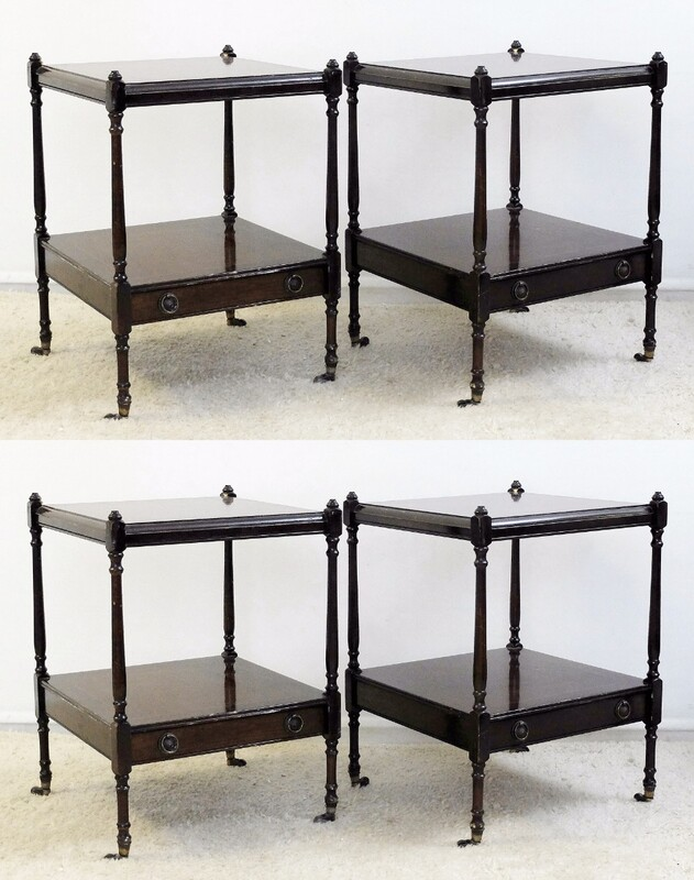 x11 Side tables on casters - 2 size available
