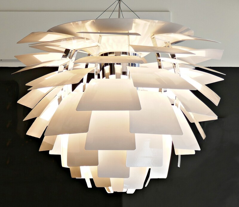 XL Louis Poulsen PH Artichoke Pendant Lamp